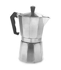 cafeteira tipo italiana moka 3 xícaras