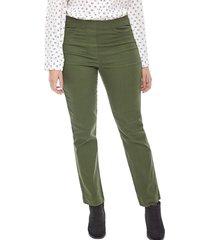 jeans legging verde corona
