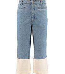 loewe fisherman stonewash jeans