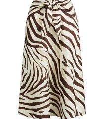 allyda a-line skirt