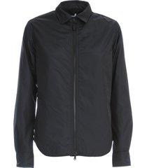 aspesi tomino zipped jacket roundend bottom