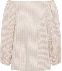 túnica feminina alberta - bege