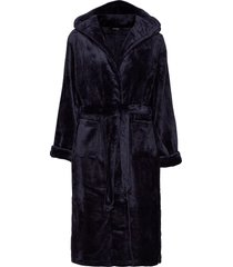 decoy long robe w/hood morgonrock blå decoy