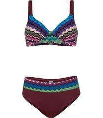 bikini maritim bordeaux::multicolor