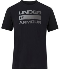 t-shirt ua team issue wordmark s/s