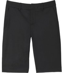 granada bermuda short in jet black