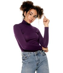 blusa morada ambiance