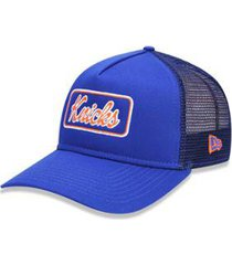 boné 940 new york knicks nba aba curva snapback new era