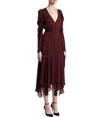 tianna wrap dress
