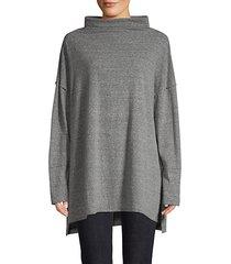 bella vista thermal cowlneck sweater