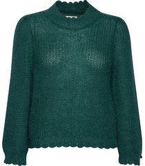 savage sweater gebreide trui groen odd molly