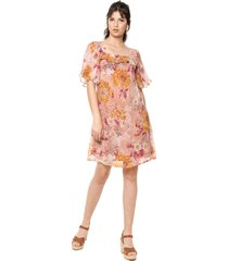 vestido  rosa spiga 31