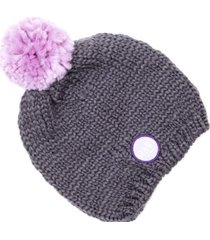 gorro mujer gris maui and sons