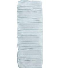 emporio armani polyester viscose scarf 110 x 220