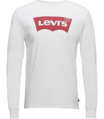 ls std graphic tee hm ls bette t-shirts long-sleeved vit levi´s men