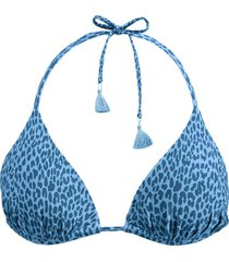 bikinitop bathers blauw
