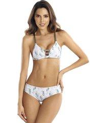 bikini panty reversible seahorse 207/314
