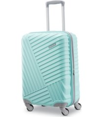 "american tourister tribute dlx 20"" carry-on luggage"