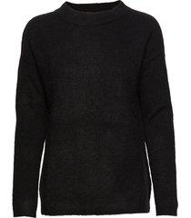 papinaiw ck pullover gebreide trui zwart inwear