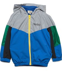 aktion2-1 outerwear jackets & coats windbreaker blauw kenzo