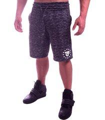 bermuda advance clothing confort preta