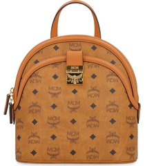 mcm anna visetos backpack
