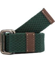 cinturon  colore cinturon reata verde