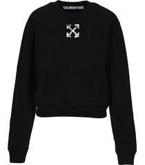 off-white spray arrows sweatshirt