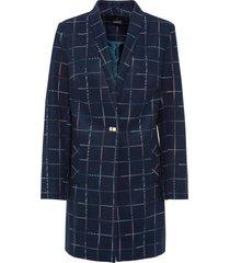 cappotto corto a quadri (blu) - bodyflirt