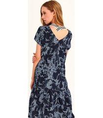 sukienka larime z batikowym drukiem