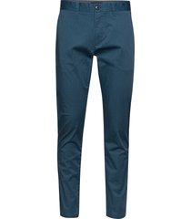 mapristu kostymbyxor formella byxor blå matinique