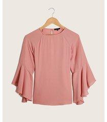 blusa manga larga (color )