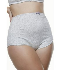 calzón maternal algodón blanco kayser