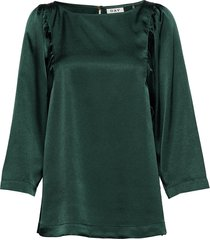 day yasam blouse lange mouwen groen day birger et mikkelsen