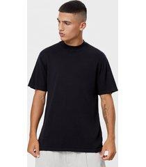 t-shirt met col en korte mouw