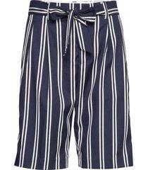 longer length tailored shorts bermudashorts shorts blå scotch & soda