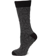 harry potter men's deathly hallows socks