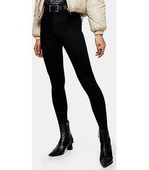 considered black belt loop joni skinny stretch jeans - black