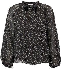 blouse juliette zwart