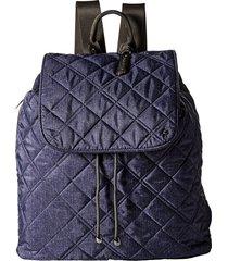 maleta lesportsac modelo ciudad gramercy de mujer -  azul
