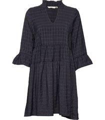 nubeula dress knälång klänning blå nümph