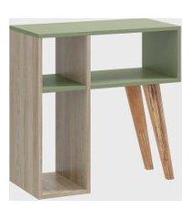 aparador aveiro/verde be mobiliário