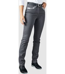 jeans paola dark grey