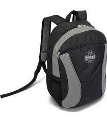 mochila masculina 4 divisões ls mo4142 com alças de costas