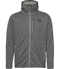 m cynlnds hdie sweat-shirts & hoodies fleeces & midlayers grijs the north face