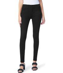 women's joe's the icon skinny jeans, size 34 - black