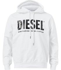 sweatshirt s-gir-hood-division-logo