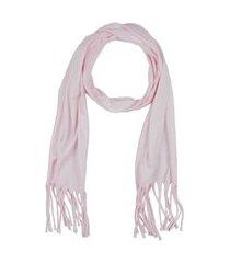 cachecol pashmina xale homem clássico masculino multi uso - rosa rosa