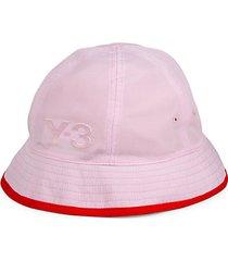 reversible logo bucket hat