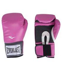 luvas de boxe everlast pro style - 12 oz - adulto